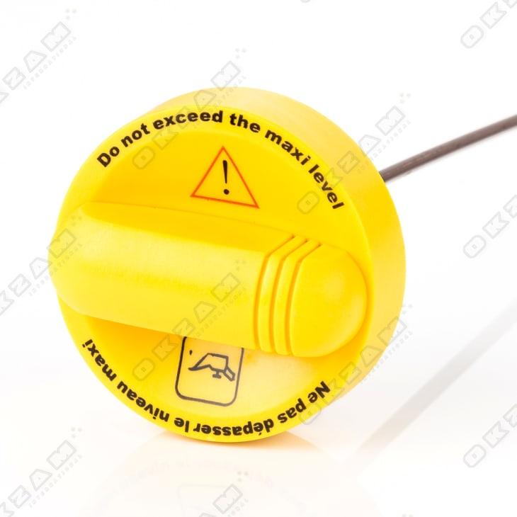 Motoröl Deckel Verschluss Einfüllstutzen für RENAULT LAGUNA MEGANE I II