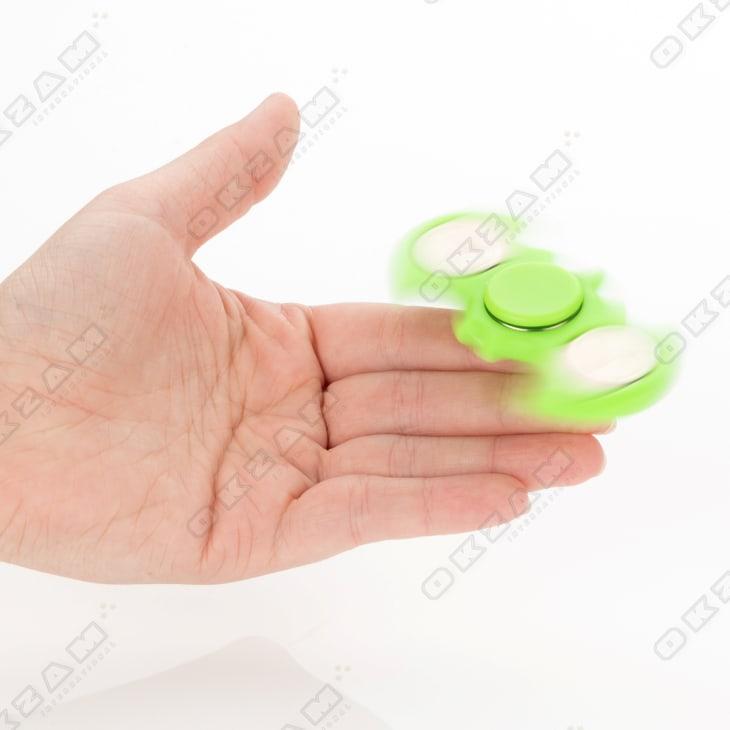 Fidget Spinner Hand Dreher Kreisel Finger Spielzeug Anti Stress Entspannung ADHS Auto, motor: onderdelen, accessoires