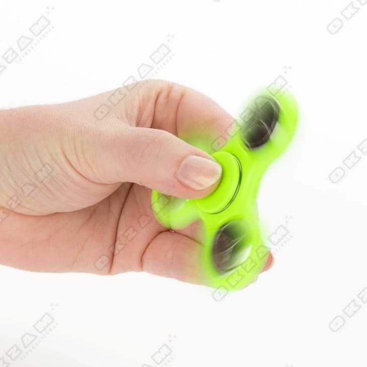Fidget Spinner Hand Dreher Kreisel Finger Spielzeug Anti Stress Entspannung ADHS