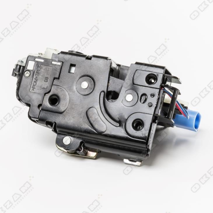 Hinten Links Stellmotor ZV Türschloss für VW POLO 9N 3B4839015AG