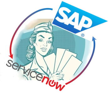 Interface between ServiceNow and SAP