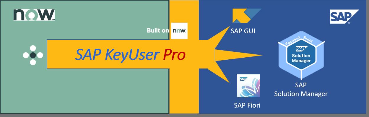 SAP-KeyUser pro integration