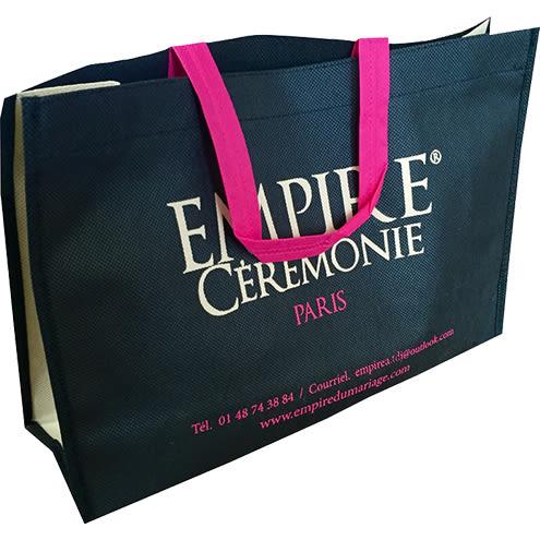 Non TisséLe Sac Cabas Polypro Réutilisable Shopping mn8wN0v