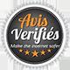 Widget Avis Verifies