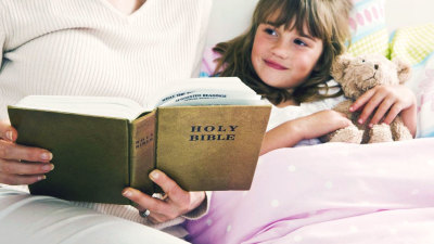 3 Verses Every Parent Needs to Know