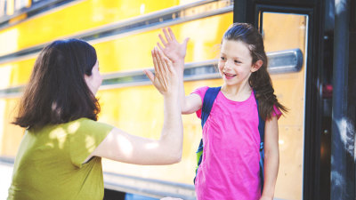 Hopeful and Scared: Back-to-School Emotions