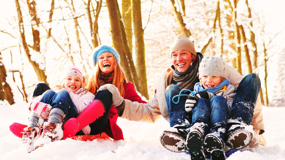 12 Ways to Keep Your Kids Busy on a Snow Day