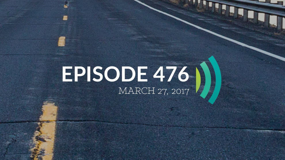 Episode 476: What to Say When You Don't Know How to Pray (feat. Adam Weber)