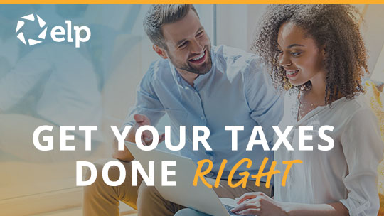 Taxes are Stressful. We Can Help!