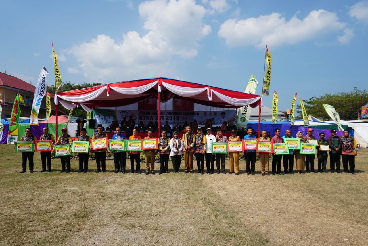 TUBA Sukses Ikuti PEDA - KTNA ke XVI Tingkat Provinsi Lampung Tahun 2019