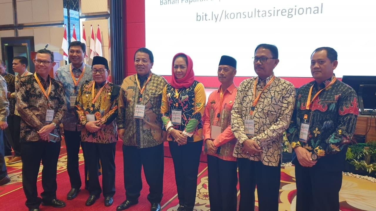 Konsultasi RPJMN Regional Sumatera 2020 - 2024