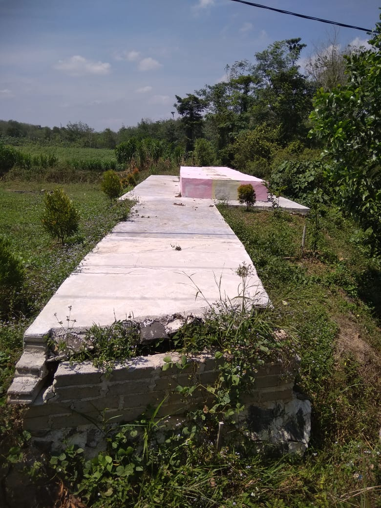 Saluran Pembuangan Air Limbah (SPAL) Yang Tidak Bermanfaat