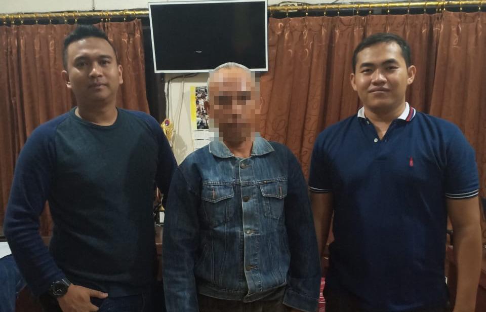 """""""Salah Satu Pelaku Pengeroyokan di Kantor Pemkab Tulang Bawang Menyerahkan Diri Ke Polisi"""""""