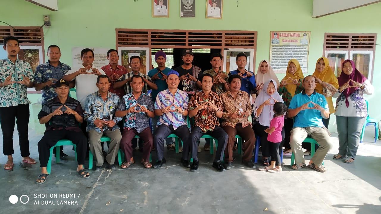Kampung Mekar Indah Jaya Kecamatan Banjar Baru Kabupaten Tulang Bawang Akan Laksanakan Pilkakam