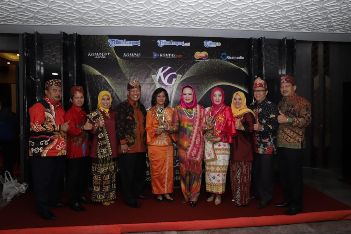 25 Program Unggulan BMW Raih Gramedia Lampung Award 2019