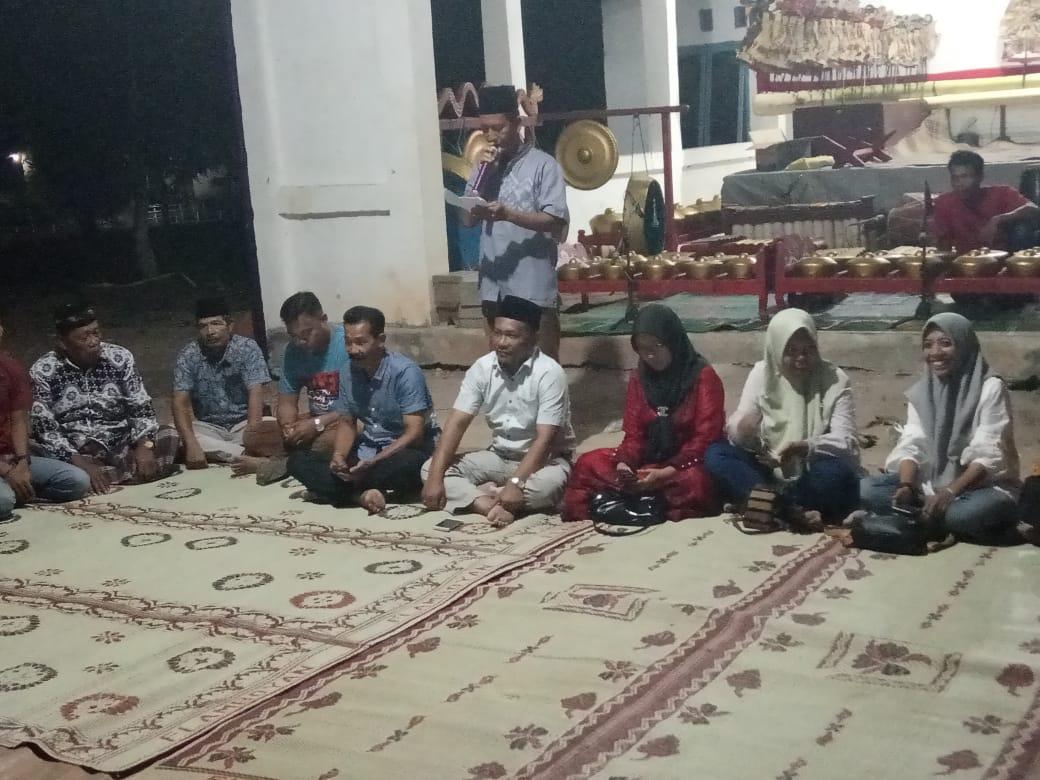 HUT Kampung Aji Murni Jaya Kecamatan Gedung Aji Kabupaten Tulang Bawang ke 10 Tahun
