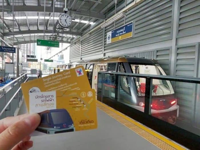 รถไฟฟ้าสายสีทอง บูมท่องเที่ยวฝั่งธนบุรี ปักหมุด 5 ย่านห้ามพลาด