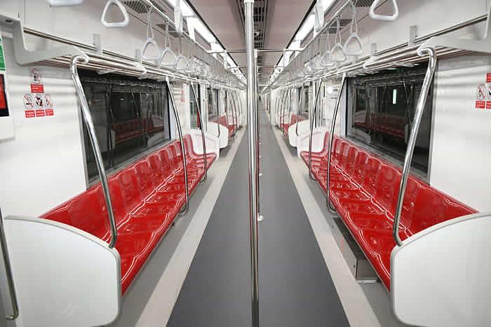 """เปิดสถานี """"สายสีแดง"""" วิ่งฟรี 3 เดือน บางซื่อ-รังสิต รองรับผู้โดยสาร 8 หมื่นคน"""