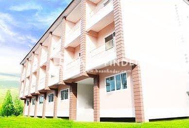 อพาร์ทเมนท์ เมืองฉะเชิงเทรา ภูษิตา2 ใหม่ อาคารอัจฉริยะ ประหยัดพลังงานไฟฟ้า  ให้เช่ารายเดือน ราคาถูก