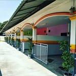 โรงแรม กิ่งฟ้าเฮ้าส์ ใกล้สนามบินแม่สอด บริการห้องพัก 24 ชม.