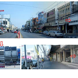 Retail Space for Sale in Hua Hin, Prachuap Khiri Khan