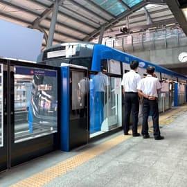 ข่าวดี! 24 ส.ค.นี้ รถไฟฟ้าสีน้ำเงิน ส่วนต่อขยายวิ่งต่ออีก 2 สถานี วัดมังกร-บางหว้า เปิดถึง 3 ทุ่มทุกวัน