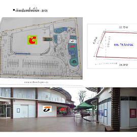 Retail Space for Sale in Bueng Kum, Bangkok