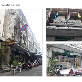 Shophouse for Sale in Pom Prap Sattru Phai, Bangkok