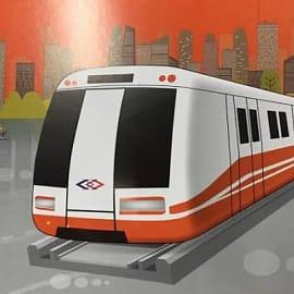อนุมัติรถไฟฟ้าสายสีส้ม 1.4 แสนล้าน ดึงเอกชนลงทุน PPP 30 ปี