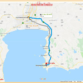 Land for Sale in Sattahip, Chonburi