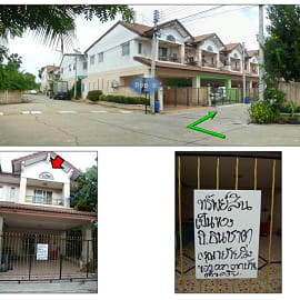 Townhouse, Townhome for Sale in Bang Prok, Mueang Pathum Thani, Pathum Thani