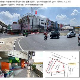 Shophouse for Sale in Lat Yao, Chatuchak, Bangkok