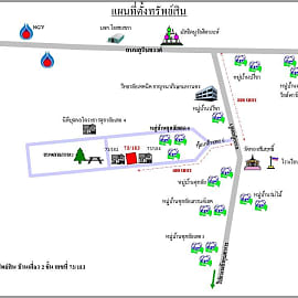 House for Sale in Saen Saep, Min Buri, Bangkok