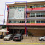 For rent 4storey commercial building with a side warehouse, size 63.6 sq.wa., Sampeng 2 project