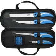 Cuda 6 Piece Knife & Sharpener Set
