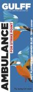 GulffAmbulanceKingfisherBlue15ml