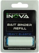 Bait Binder Elastisk Agntråd 100 m  Heavy Blue