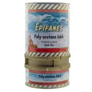 Epifanes 2-komponent polyuretane-lakk, Blank