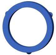 Aquavalve pakning blue model