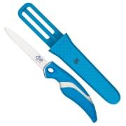 Cuda net knife & sheath