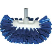 Blå børste