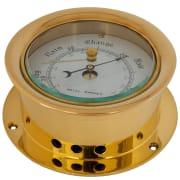 Barometer,massivmessing D:115mm