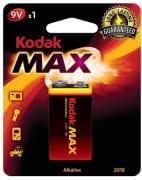 Batteri 9V, 1 stk - Kodak