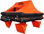 Lalizas ISO 9650-1 Redningsflåte 4 mann bag