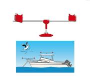 Måkejager - Gullsweep GS-1