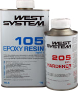 West System A-pakke, 1,2 kg
