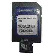 Navionics+ Small SD brikke