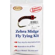 Zebra Midge Kit
