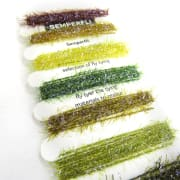Semperfli Stragglestring multi mix natural colours