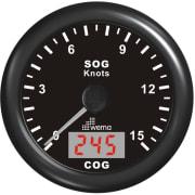 GPSknopmålerm/kompass